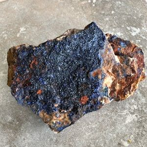 Other - Blue Azurite Mineral Decor